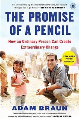The Promise of a Pencil (Adam Braun)