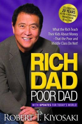 Rich Dad Poor Dad (Robert Kiyosaki)