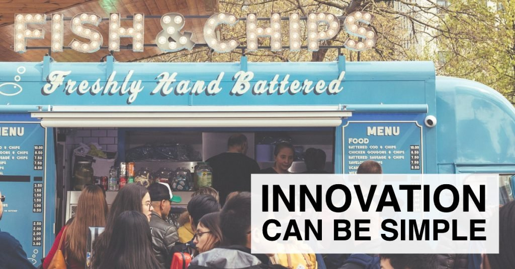 Don't Let the Idea of Innovation Paralyze You